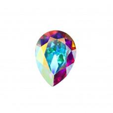 DZ 3003 18x13 mm  Drop shape crystal fancy stone