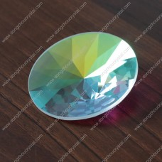 round kaleidoscope glass 12mm