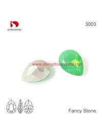 DZ 3003 14x10 mm Drop shape crystal fancy stone
