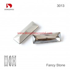 DZ 3013 Rectangle shape crystal fancy stone