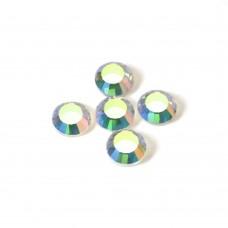 DZ 1001 Round  Flat back crystal stone